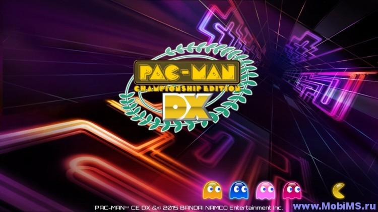 Игра PAC-MAN CE DX для Android
