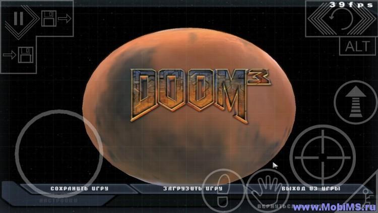 Игра DOOM 3 + MAX графика для Android