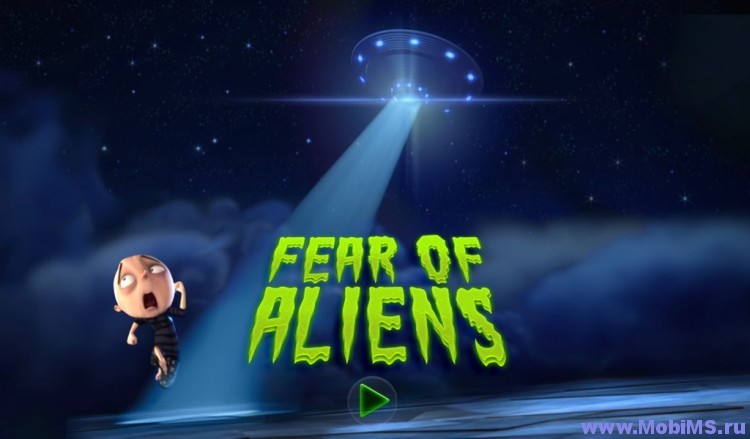 Игра Figaro Pho - Fear of Aliens для Android