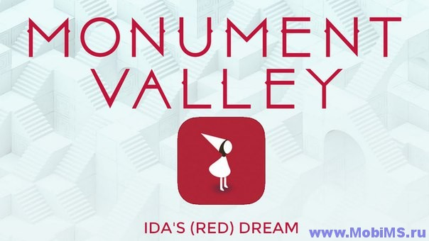 Игра Monument Valley: Ida's Dream для Android