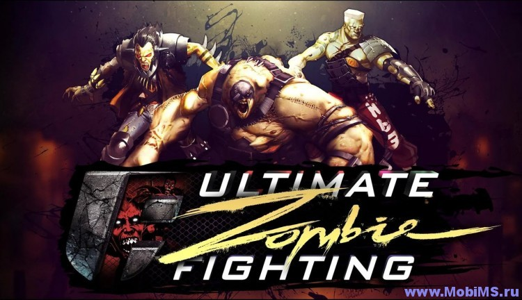 Игра Ultimate Zombie Fighting для Android