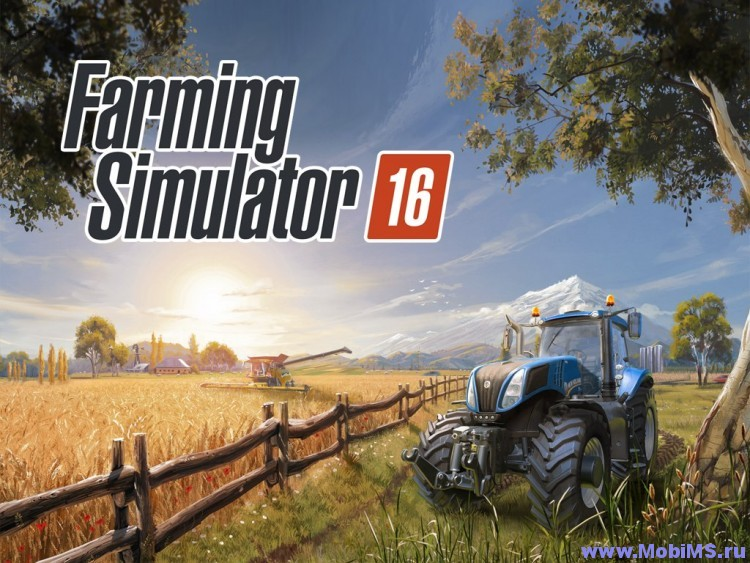 Игра Farming Simulator 16 для Android