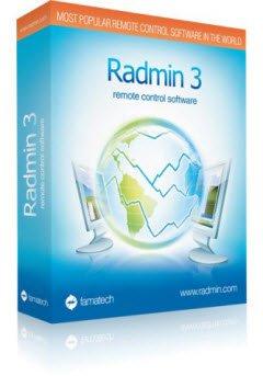 Radmin - удаленное управление компьютерами, скачать Radmin 3.4 (Remote Administrator)