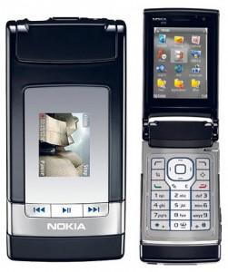 Прошивка для Nokia N76-1 RM-135_11.0_RUS_sw-31.0.014 Light