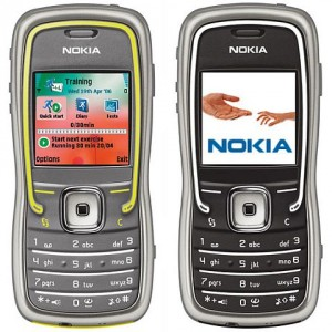 Прошивка для Nokia 5500 RM-86_15.0_RUS_sw-04.60 Light