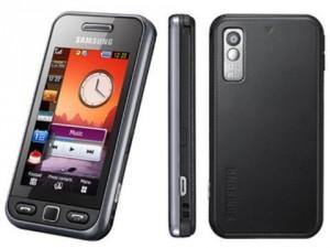 Прошивка для Samsung GT-S5230 S5230WXEIL1