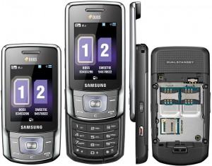 Прошивка для Samsung B5702 DuoS B5702XEIK1