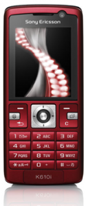 Прошивки для Sony Ericsson K610i