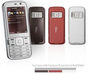 Прошивка для Nokia N79 RM-348_Gr.RUS_sw-32.001_v9.0