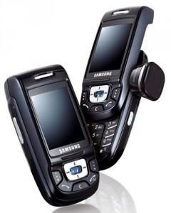Samsung D500 D500XEEJ1