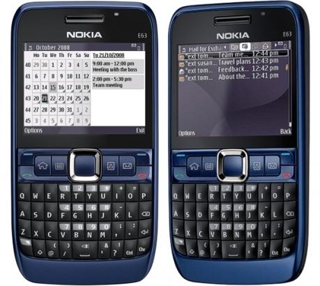 Прошивка для Nokia E63.RM-437_510.21.010