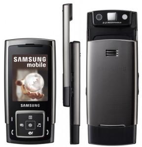Прошивка для Samsung E950 E950XEGI1