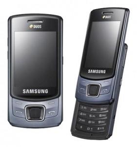 Прошивка для Samsung C6112 DuoS C6112XEJC1