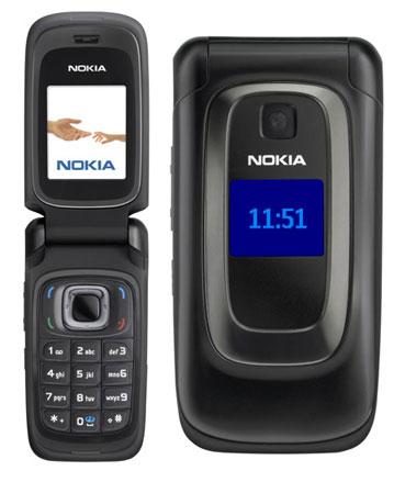 Прошивка для Nokia 6085 RM-198_19.0_RUS_sw-06.00 Light