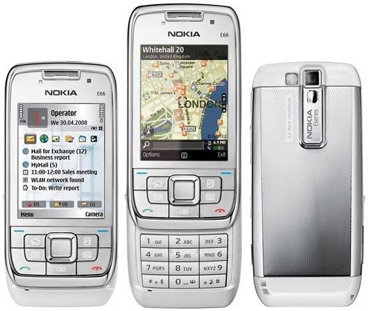Прошивка для Nokia E66 RM-343_Gr.RUS_sw-510.21.009