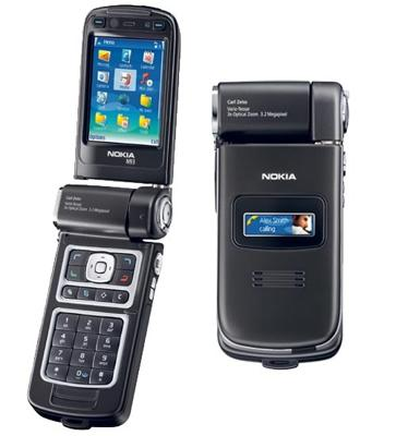 Прошивка для Nokia N93 RM-55_3.0_RUS_sw_20.0.058_v3 Light