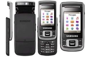 Прошивка для Samsung GT-C3110 C3110XEII1