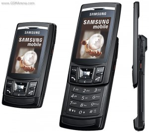 Прошивка для Samsung D840 D840XEGC1