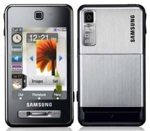 Прошивка для Samsung F480 Tocco F480XEID1