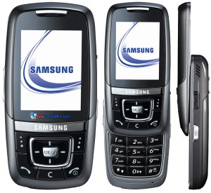 Прошивка для Samsung D600 D600XEFC1  и  D600EXEFA1