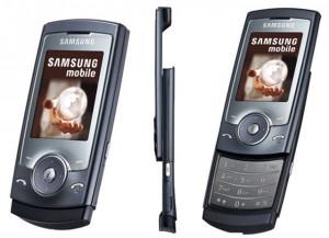 Прошивка для Samsung U600 U600XEHI2