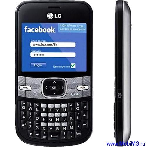 Прошивка для LG GW305 - GW305AT-00-V10b-520-XX-SEP-14-2010+0