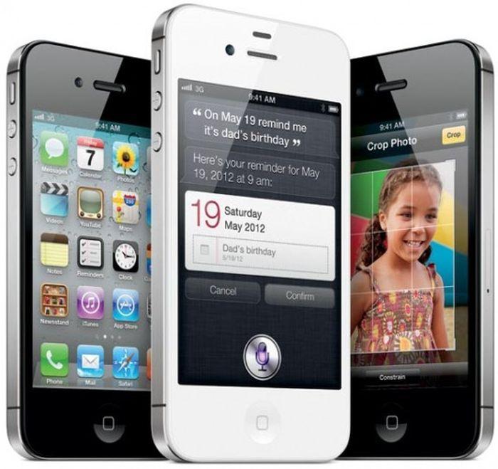 iPhone 4S разобрали уже на этапе предзаказов