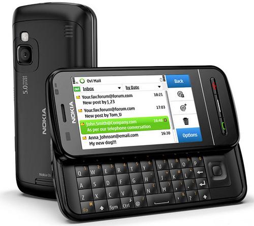 Прошивка для Nokia C6 RM-612 Gr.RUS sw-41.0.010