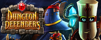 Игра Dungeon Defenders для Android