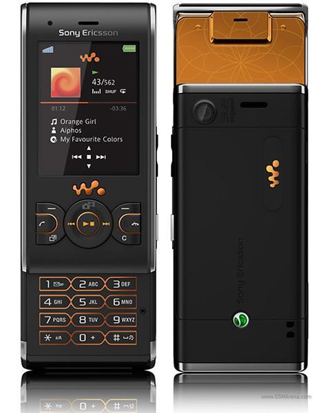 Прошивка для Sony Ericsson W595