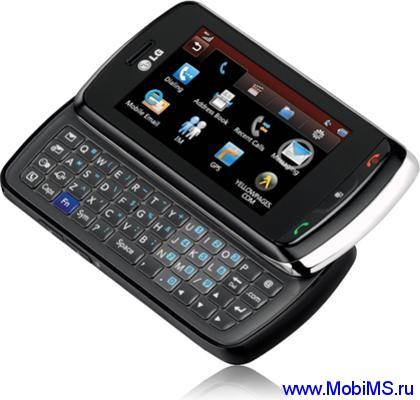 Прошивка для LG GR500 -  BIN-GR500fAT-00-V10d-505-01-JUL-13-2009+0