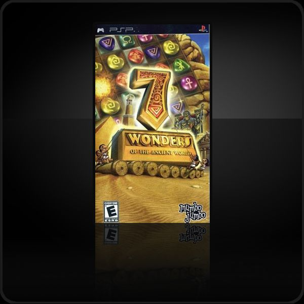 -= Игра для PSP =- 7 Wonders / EN / Logical / 2007 / PSP