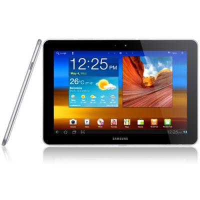 Инструкция Samsung Galaxy Tab 10.1 Wi-Fi (рус.)  GT-P7510