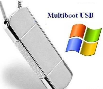 MultiBoot USB - Мультизагрузочная флешка