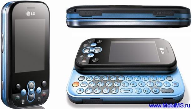 Прошивка для LG KS360 -  KS360GOAT-01-V10c-262-02-NOV-04-2009+0