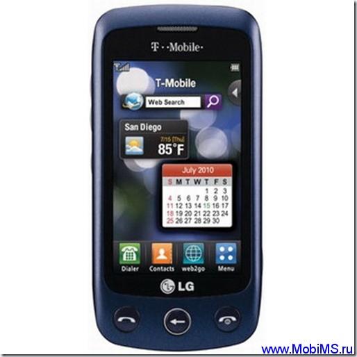 Прошивка для LG GS505 - DZ_GS505AT-00-V10j-310-260-MAY-22-2010+0