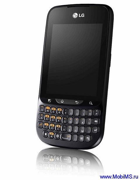 Прошивка для LG C660 - LGC660AT-00-V10f-ESA-XX-AUG-25-2011+0-DZ