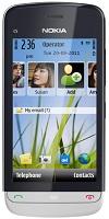 Nokia C5-05 RM-815 прошивка v20.5.39