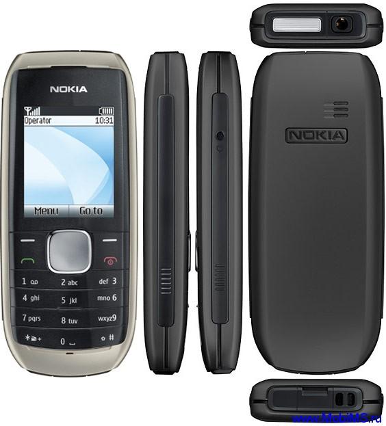 Прошивки для Nokia 1800 RM-653
