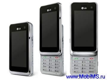 Прошивка для LG KF701 -   DZ-KF701-V10a-JAN-16-2009-ORG-ES