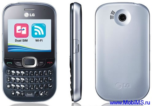 Прошивка для LG C375 -  LGC375AT-00-V10b-ARE-XXX-AUG-15-2011+0