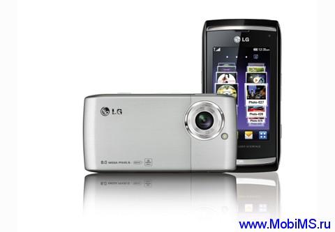 Прошивка для LG GC900 - GC900FGOAT-01-V10d-505-01-JUL-23-2010+0