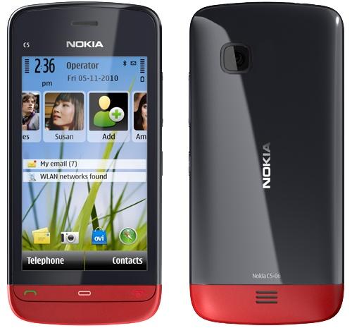 Прошивки для Nokia C5-06 RM-816