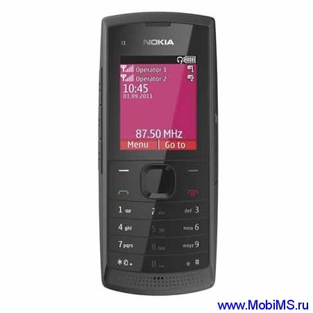 Прошивки для Nokia X1-01 RM-713