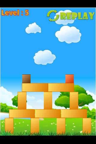 Игра Разрушитель блоков для Android - Clumps of clumps - game for Android