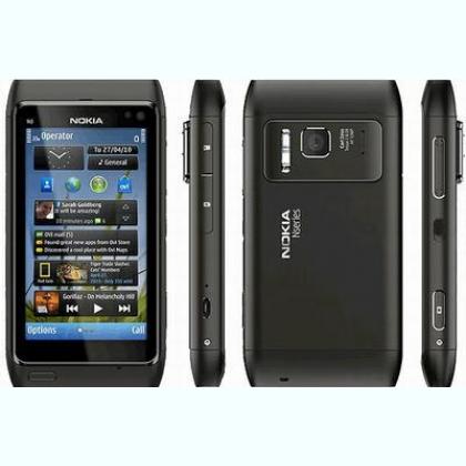 Прошивка для Nokia N8-00 RM-596 Gr.RUS sw-025.007