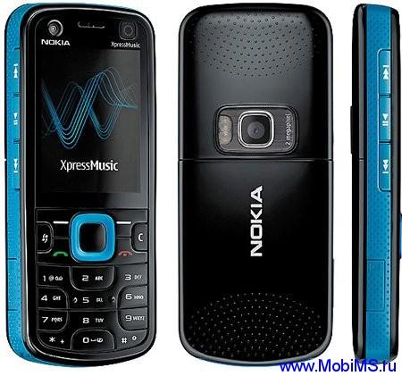 Прошивка для Nokia 5320 SW RM-409 v05.16