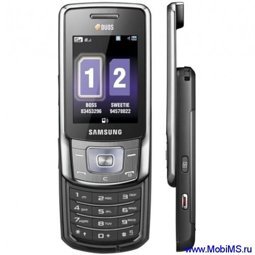 Разборка телефона Samsung B5702 для замены шлейфа