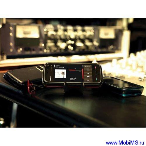 Прошивка для Nokia 5800 XM RM-356_Gr.RUS_sw-60.0.003