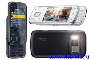 Прошивка для Nokia N86 8MP SW RM-484 v30.009
